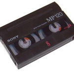 Sony 8mm video casette